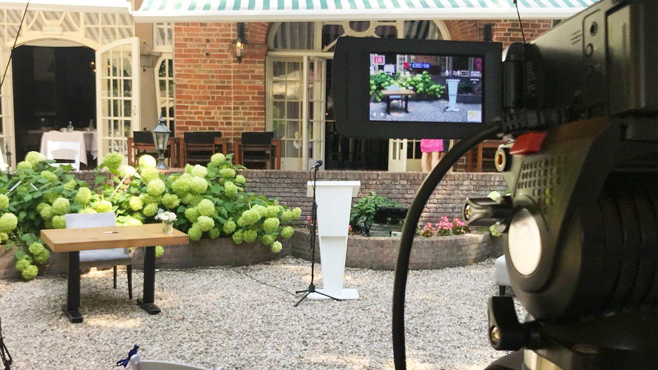 Bruiloft Livestream