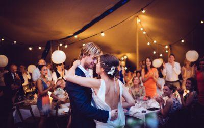 Dansen op jullie bruiloft